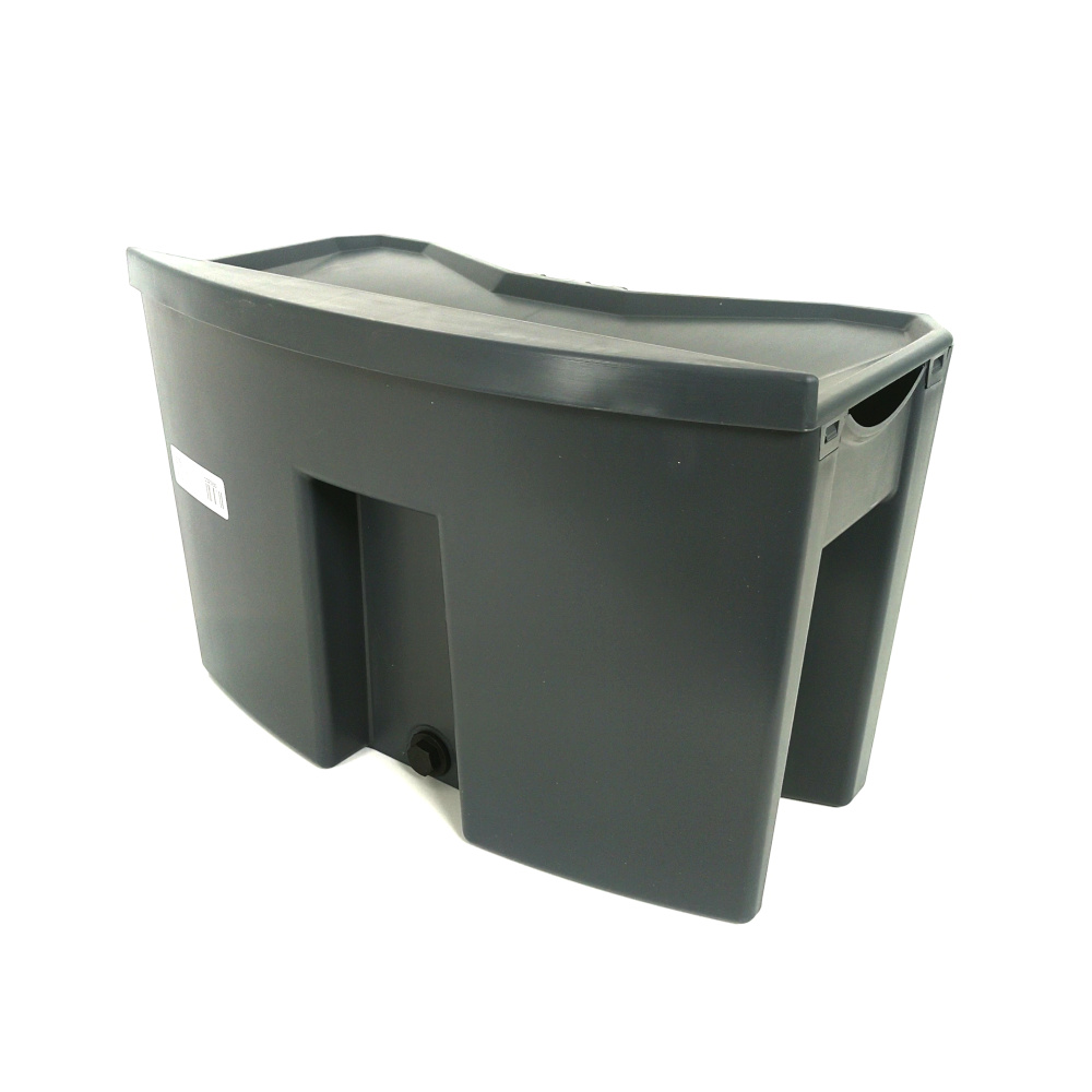 Moulded plastic, water container CDT 40/60
