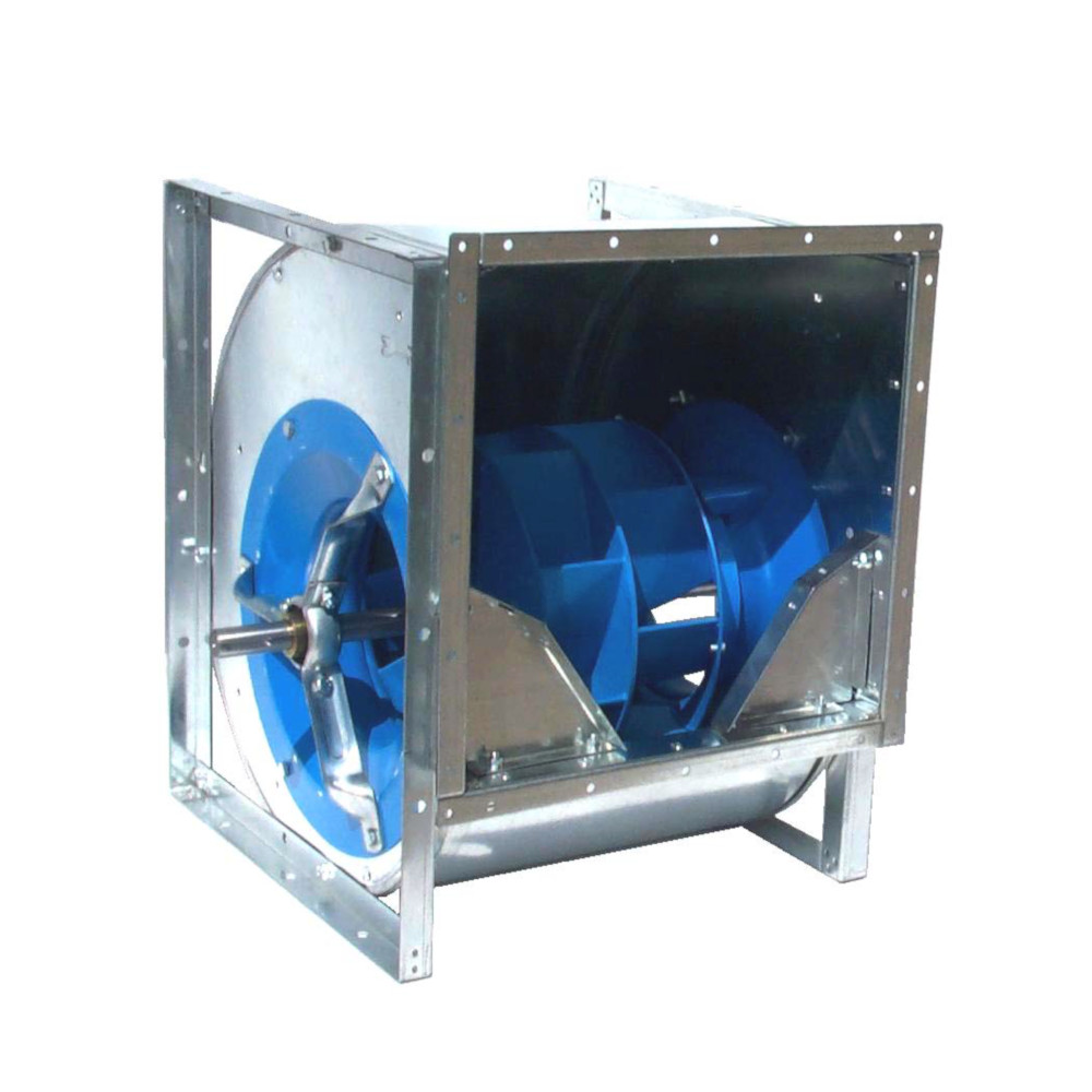 Centrifugal blower (with housing), ventilator BasX 04