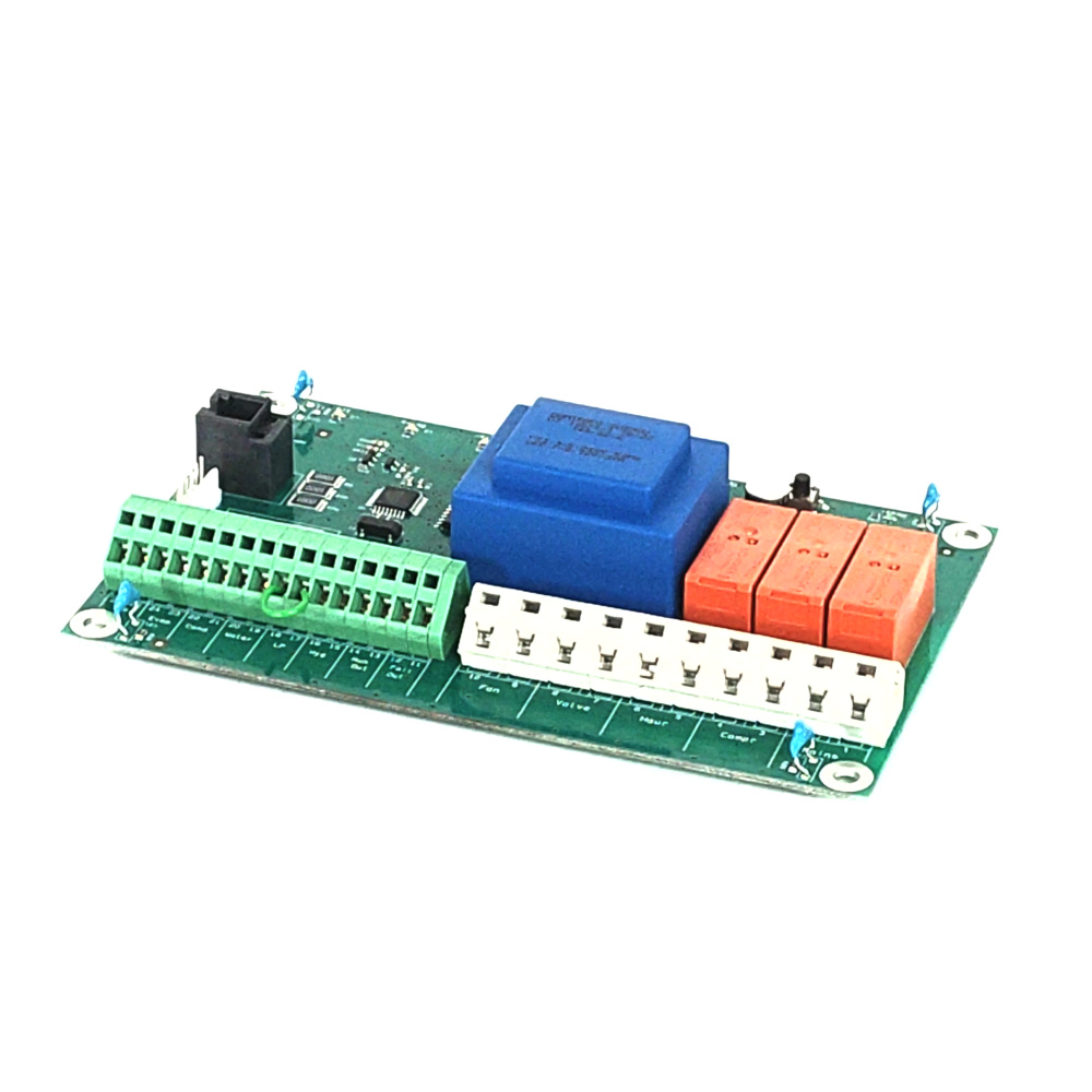 Controller board, printed circuit board