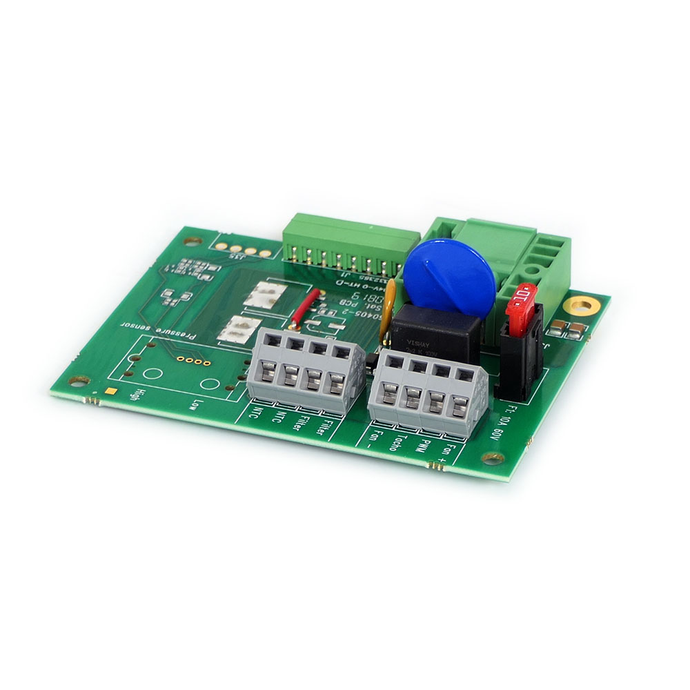 Satellite PCB/DC