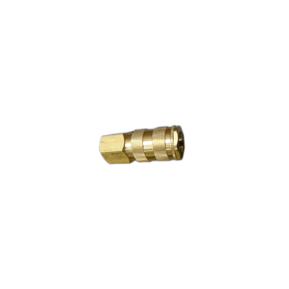 Fitting for copper tubes, Q/D, female, 1/2